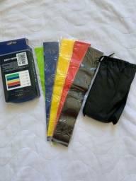 Kit faixas elásticas miniband