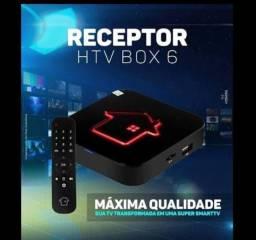 Box tv , novas lacradas entrego Curitiba e região