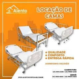 Locação  Cama Hospitalar