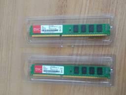 Memória RAM DDR3 8GB (2X4)