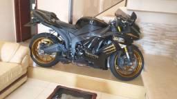 Kawasaki Ninja ZX-6R 07/08 Oportunidade!!! 18400 Km apenas