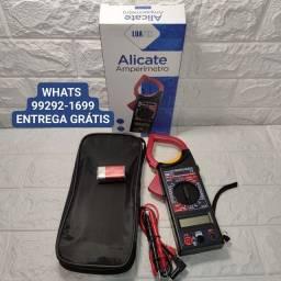 Alicate Amperimetro Luatek LWJ302
