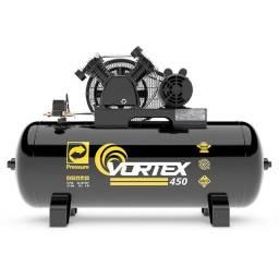 Compressor 15/175L 450 140 psi Monofásico Vortex Pressure