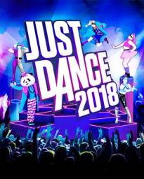 QUERO JUST DANCE 2018 XBOX 360
