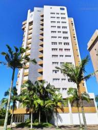 Apartamento 03 dormitórios na praia grande, vista única
