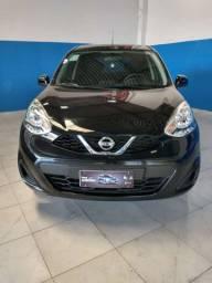 Nissan March SV 2019 Altamente Econômico