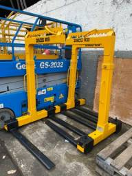 Garfo Pallets 2,5 toneladas