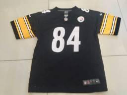 Camisa Pitsburgh Steelers Infantil