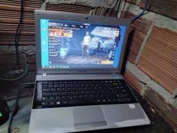 Notebook Samsung rv419 roda free Fire de boa