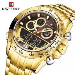 Título do anúncio: Naviforce relógio  masculino original