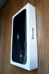 iphone 11 - 64gb NOVO, Lacrado, Preto