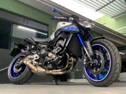 Yamaha MT09 ABS 2017 - Único Dono