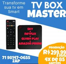 Tv Box Com Garantia