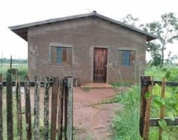 Vende-se casa em Cacoal no bairro riozinho