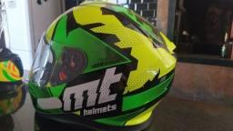 Vendo capacete MT tam 58