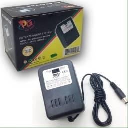 Fonte Nova Video Game Super Nintendo Snes Bivolt 110v 220v qualidade pg R$29,99