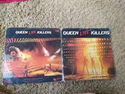 Vinil Queen live Killers duplo