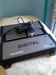 Potência hurricane HD 2200