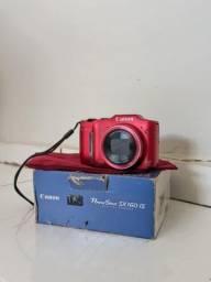 Câmera fotógrafa camon/ CASTANHAL