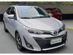 Toyota Yaris 2019 1.5 16v flex sedan xls multidrive