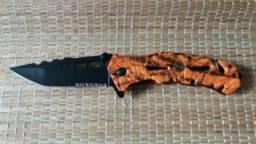 Canivete Camuflado automático urbano