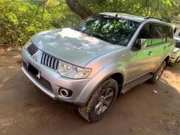 Pajero Dakar HPE 3.2 diesel automática 7 lugares