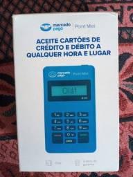 Maquininha mercado pago point mini