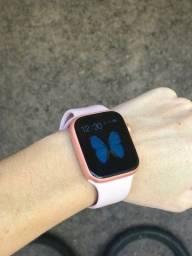 Smartwatch T500 para Android e IOS