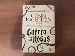 Livro Guerra das Rosas - Pássaro da Tempestade (Conn Iggulden)