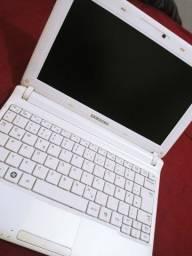 Notebook mini Samsung Branco