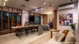 Apartamento com 1 dormitório à venda, 41 m² por R$ 285.000,00 - Setor Bueno