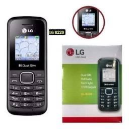 Celular lanterninha LG