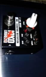 Pedal distorção guitarra Nig MKL Kiko Loureiro Signature