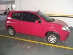 Vende-se Fiat Uno vermelho lindo