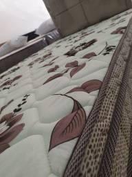 Promoçao cama box + colchao solteirão 108x198 mega resistente por apenas: 1199,99