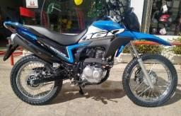 NXR Bros 160: Honda