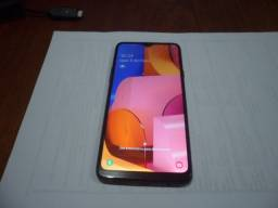 "smartphone sansung a20s 32gb tela 6,4"""