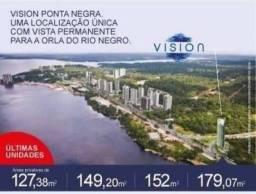 vision residence- ponta Negra \ a venda
