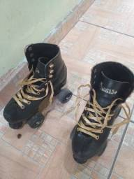 Vende-se patins  de quatro brink