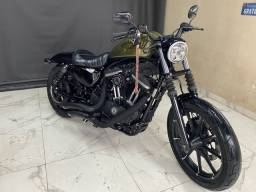 Título do anúncio: Harley 883 iron 2017 aceito trocas  financia