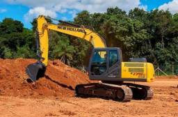 Escavadeira Hidráulica 2016