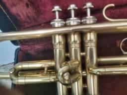 Trompete king original usa Si bemol...