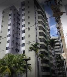 Alugo lindo apartamento com 89m², 3/4 - 1 suíte, 2 vagas - Parque Verde