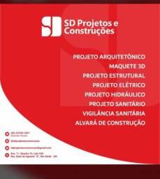 Projetos arquitetônico