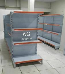 Título do anúncio: Gondolas de Aco. 18x sem juros