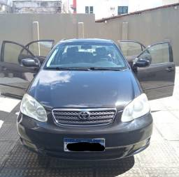 Corolla preto 2007 1.8