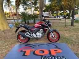 Honda CB Twister/FlexOne 250cc 2020 - Apenas 1 mil KM, Estado de Zero!!
