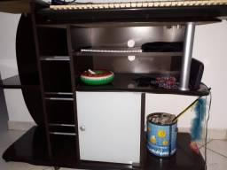 Rack para TV/estante em perfeito estado