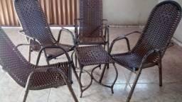 Cadeira fibra seminovas