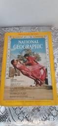 12 revistas National geografhic 1967 americanas jane/dez